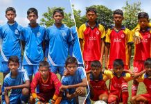Samaposha U14 Football Tournament