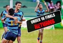 Under 16 Tournament
