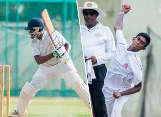 Singer U17 Division 1 Cricket