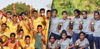 Champiosn U19 All Island Football Tournament