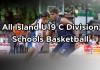 All Island U19 C Division Schools Basketball