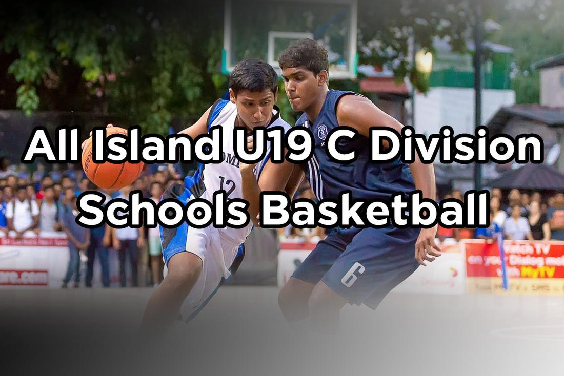 All Island U19 C Division Schools Basketball