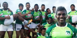 Sri lanka under 20 Sevens Team