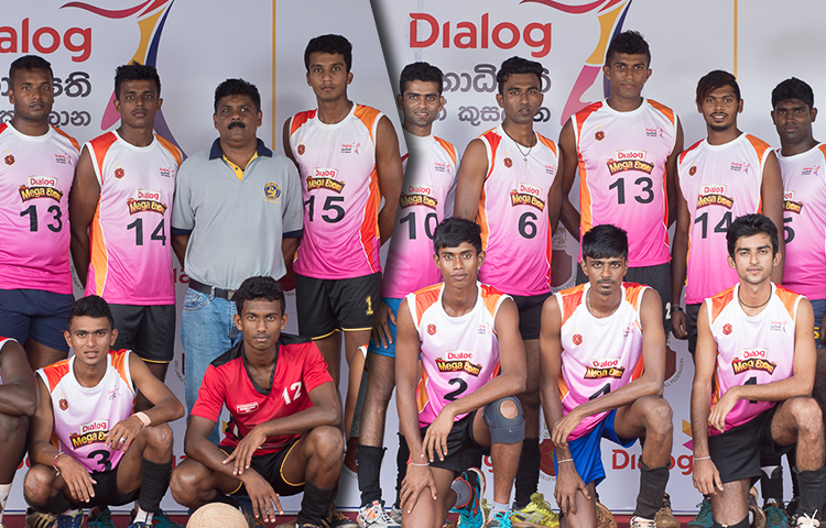 Dialog President's Cup Volleyball