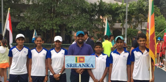 Sri Lanka Tennis Juniors