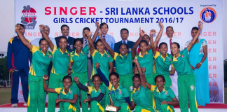 U19 Schools Womens Cricket