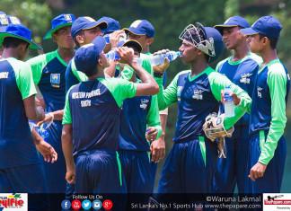 U19 provincials cricket