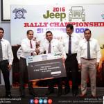 DIMO partners SLARDAR to bring Jeep Rally Championship 2016