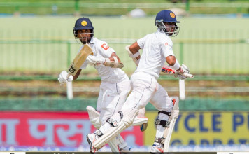 Photos: Sri Lanka Vs India 2017 - 3rd Test Day 2