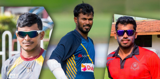 Tharanga named ODI captain; Weerakkody and Madushanka earn maiden call-ups