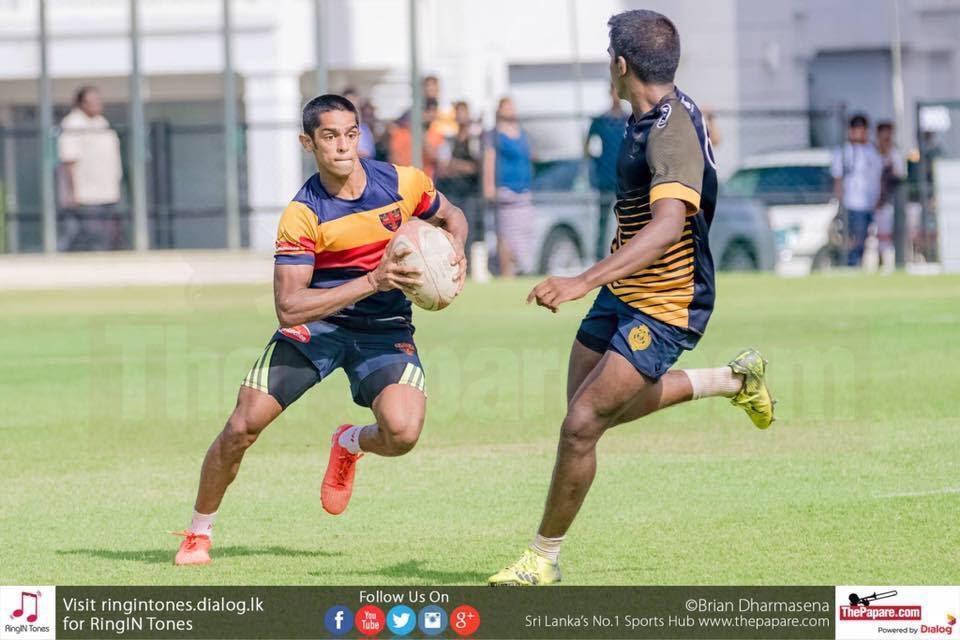 Vishwa in action