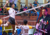 National Volleyball Tournament - selection games report