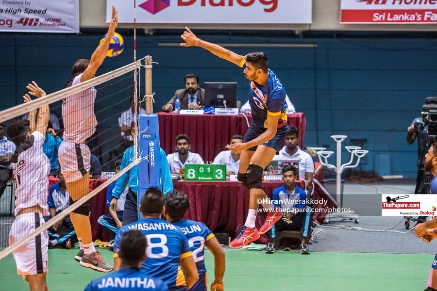 Sri Lanka Men's National Volleyball