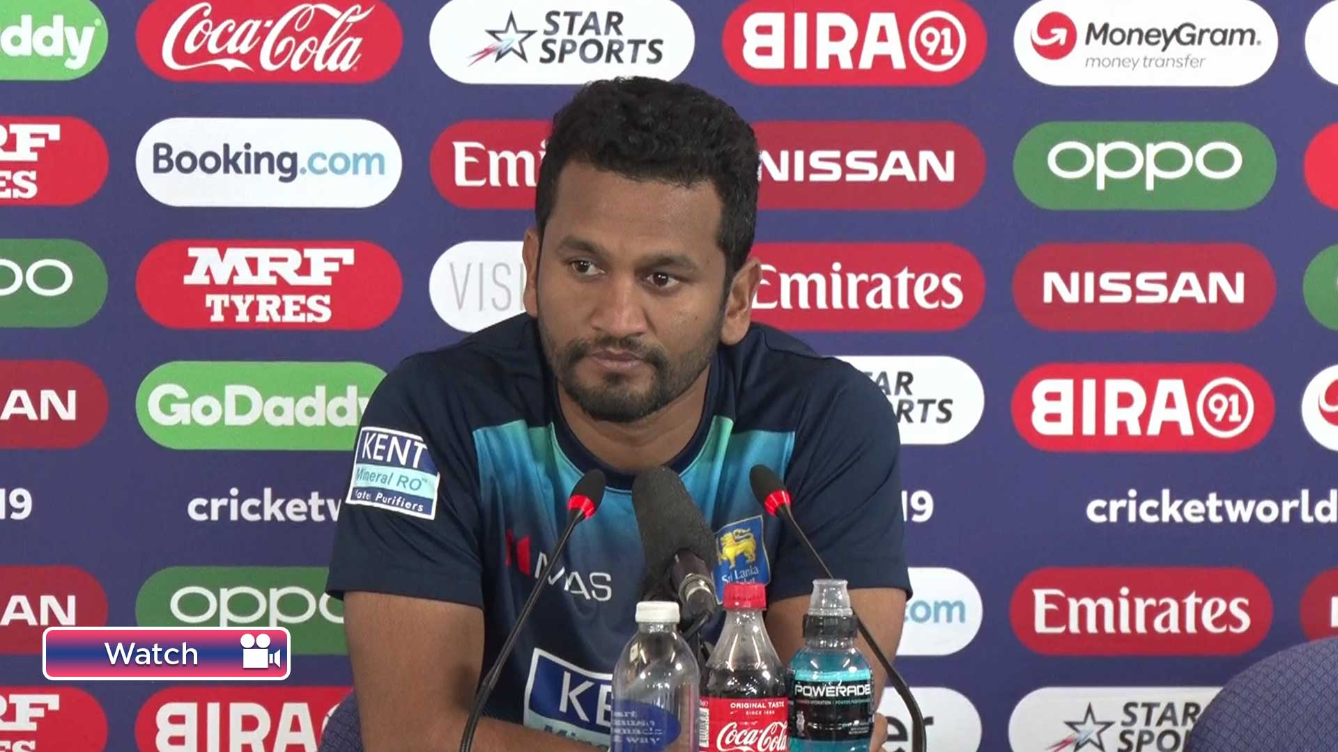 Dimuth Karunaratne Press Conference