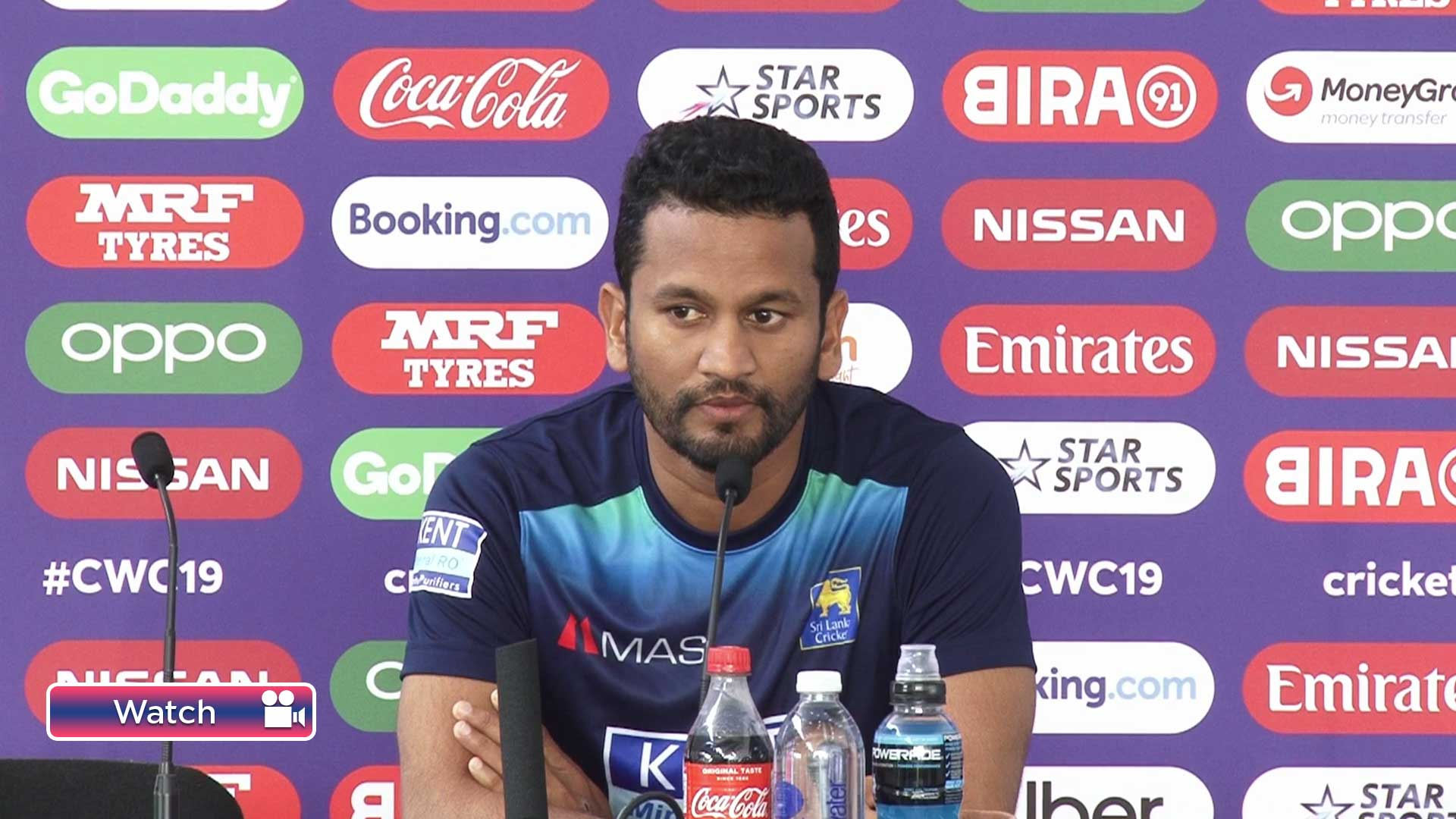 Dimuth Karunaratne Pre Press Conference