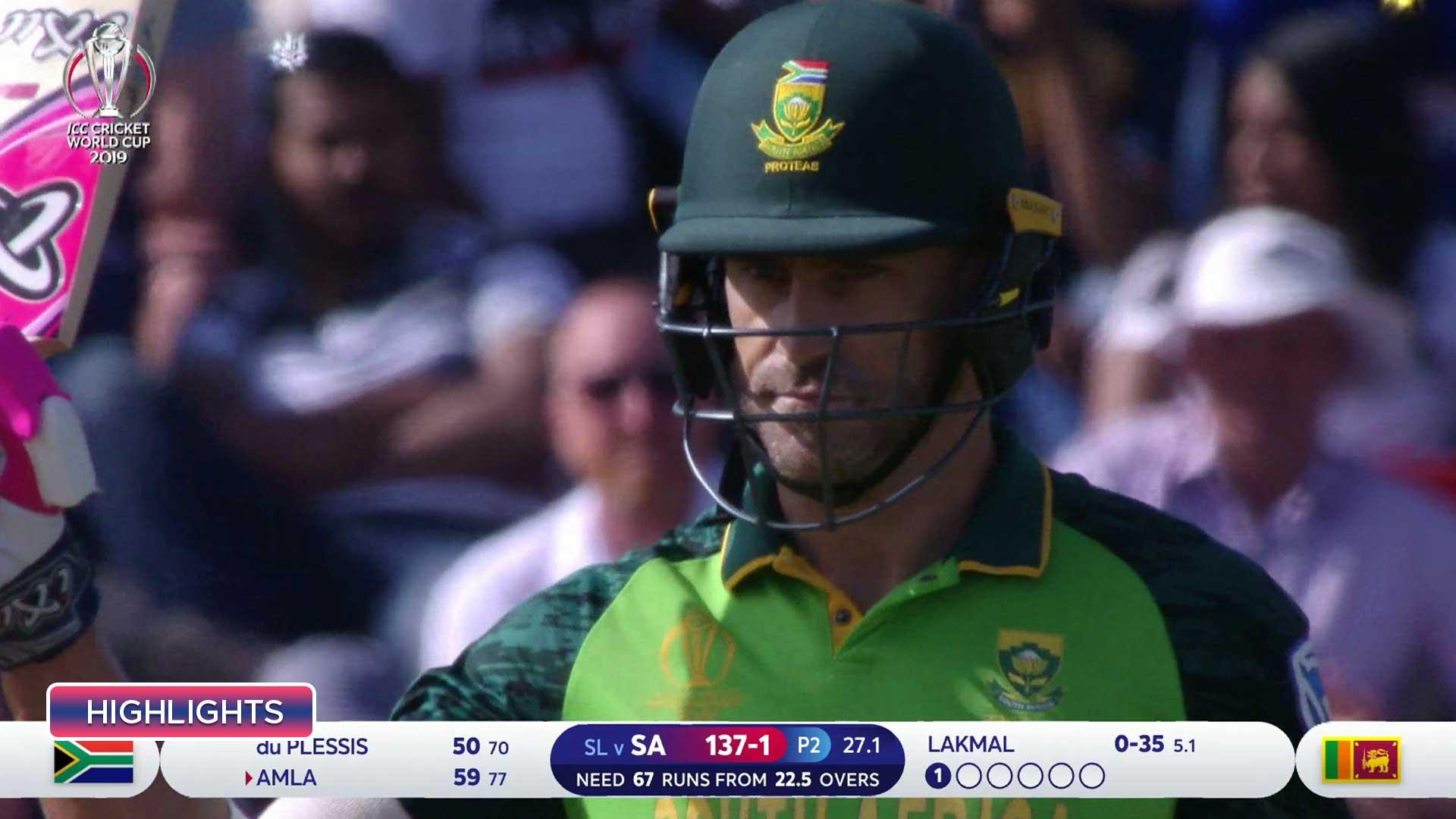 Sri Lanka vs South Africa Match Highlights