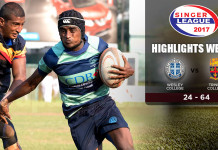 Highlights - Wesley vs Trinity