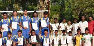 Inter school Soccer U15 and U17