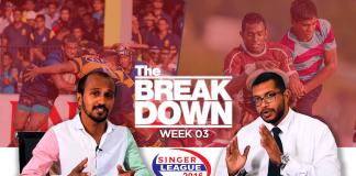 The Breakdown week 03