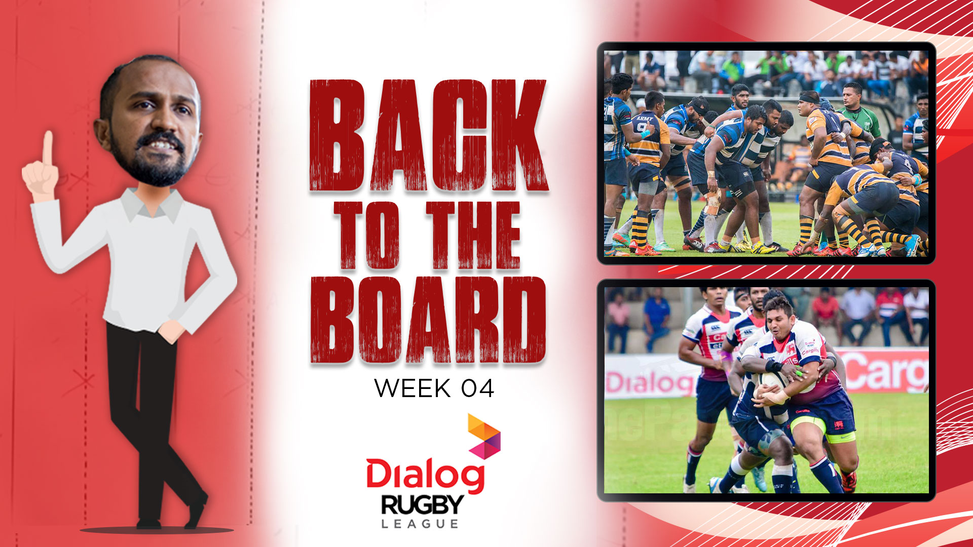 Back to the Board – Dialog Rugby Week 4