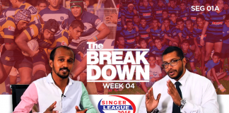 The Breakdown - week 4