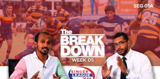 The Breakdown week 05