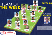 Team of the week 08