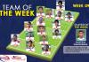 Singer Schools' Rugby League - Team of the week 9