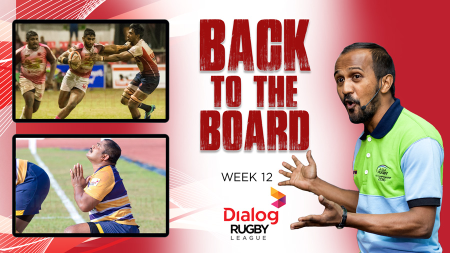 Back to the Board Week 13