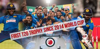 A historic series win for Sri Lanka