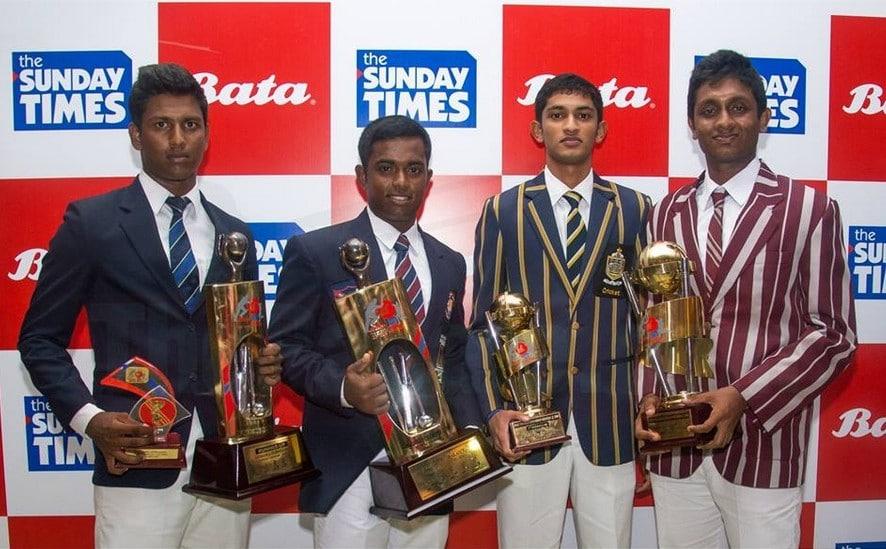 Schools Cricket awards 2016