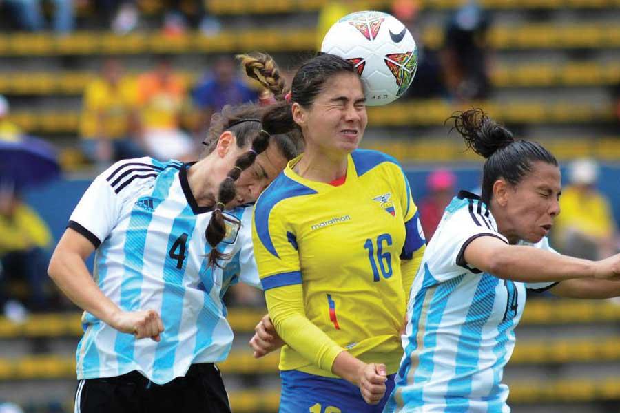 Copa America women's soccer