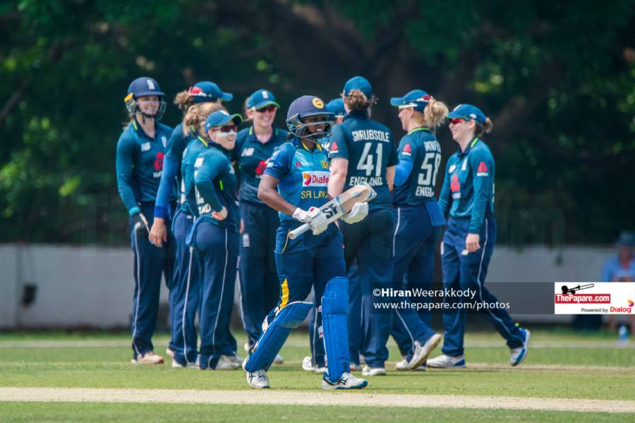 England Womens Tour of Sri lanka