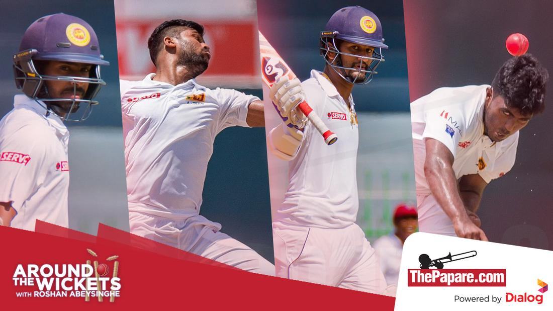 Around The Wickets - What are Sri Lanka's options in Zimbabwe?