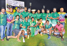 Isipathana retain Lanka Lions Rugby Sevens title in UAE